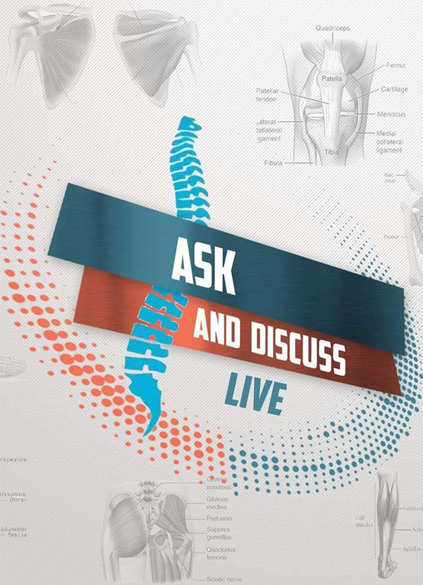 Ask and discuss episode 10 24/03/2021 20.00