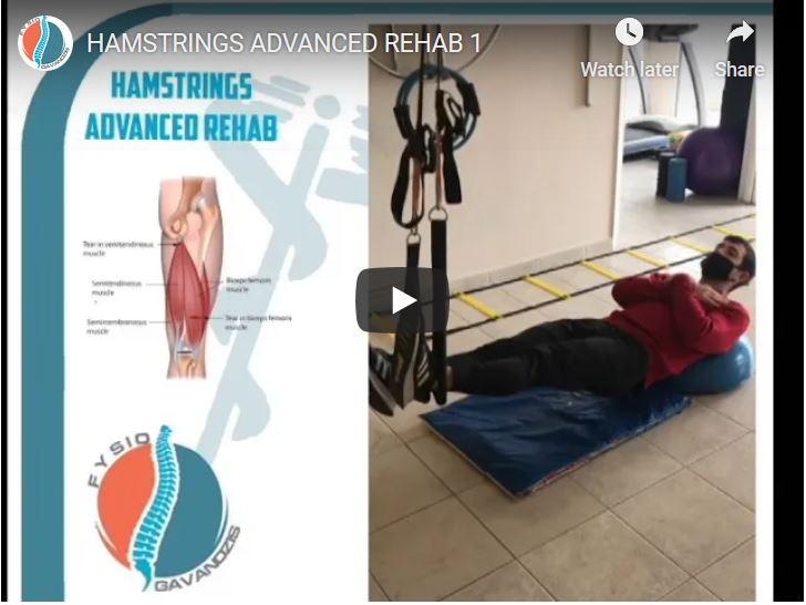 Hamstrings Advanced Rehab